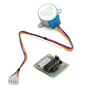 5v 4-phase 5-stepper-motor-tablero del motor uln2003 para arduino
