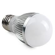 300 lm E26/E27 Bombillas LED de Globo A50 15 leds SMD 5630 Blanco Cálido AC 220-240V