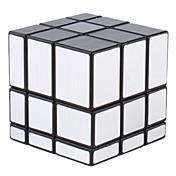 Cubo de rubik shenshou Alienígena Cubo de espejo Cubo velocidad suave Cubos mágicos rompecabezas del cubo Nivel profesional Velocidad