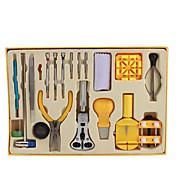 20-pieza horologe relojes enlace removedor de reparación Juego de herramientas Kit