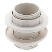 e14 ledet lyspære med dobbel sløyfeskrueholder med høy kvalitet belysningsutstyr