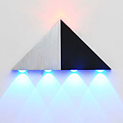 BriLight Moderno / Contemporáneo Metal Luz de pared 90-240V 5W