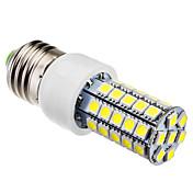 6000 lm E14 G9 GU10 E26/E27 Bombillas LED de Mazorca T 47 leds SMD 5050 Blanco Cálido Blanco Fresco AC 220-240V