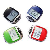 Reloj Cronómetro Distancia de Monitoreo Correr Caminando Verde Rojo Negro Azul