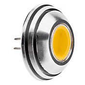 SENCART 3500 lm G4 Luces LED de Doble Pin 1 leds LED de Alta Potencia Blanco Cálido DC 12V