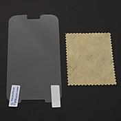 Protector de pantalla para Samsung Galaxy S4 PVC Protector de Pantalla Frontal Anti-Arañazos