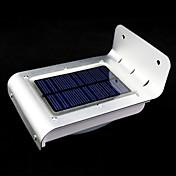 1 pieza Luces solares LED Lámparas de Noche Solar Impermeable