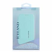 ISLANDIA elegante impermeable / resistente a la suciedad / Skiproof PU cuero caso completo del cuerpo para Huawei Ascend P2