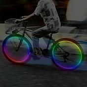 luces de la rueda Luces Tiltilantes para Tapas de Válvulas LED Ciclismo Baterías Lumens Batería Ciclismo
