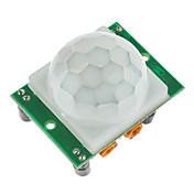 Piroeléctrico infrarrojo PIR de movimiento del módulo del sensor del detector