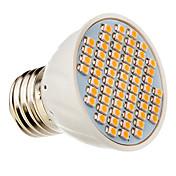 Focos LED 60 SMD 3528 lm Blanco Cálido 3000 K V