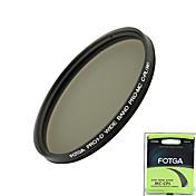 Fotga PRO1-D 55 울트라 슬림 맥 멀티 코팅 상병 원형 편광 렌즈 필터