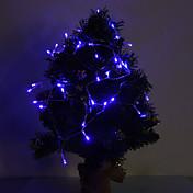 Luz de tira llevada luz azul de 4m 3w 40-led 210lm para las decoraciones