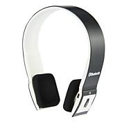 auriculares bluetooth 3.0 sobre manos libres estéreo oído con anulación de ruido para samsung / celulares / tablet