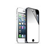 Protector de pantalla Apple para iPhone 6s iPhone 6 iPhone SE/5s 1 pieza Protector de Pantalla Posterior y Frontal Espejo
