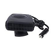 coche vehículo auto calentador de ventilador eléctrico 12v demist desempañador calefacción parabrisas 200w