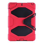 Funda Para iPad Air Antigolpes Funda Trasera Armadura Silicona para iPad Air