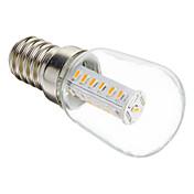 E14 LED 콘 조명 T 25 LED가 SMD 3014 장식 따뜻한 화이트 180-210lm 2700-3200K AC 220-240V