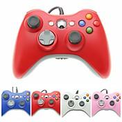 USB Kontroller - Xbox 360 Spillhåndtak Originale Tilkoblet