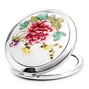 1 stk Bærbar og Brett Ceramet forskjønne Funksjoner Cosmetic Mirror