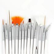 arte de uñas Cepillos Kits Clásico Alta calidad Diario