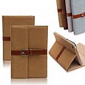 caso del estilo maletín para Mini iPad 3, iPad Mini 2, mini ipad (color clasificado)