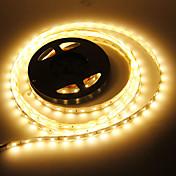 Los 5M 90W 7000-8000LM 60x5730SMD 3000-3500K luz blanca cálida luz de tira del LED (DC12V)