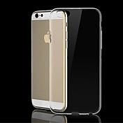 df PC de nuevo caso de la cubierta transparente para el iPhone 6 Plus