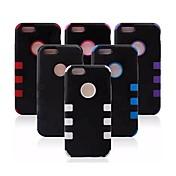 cubierta de pc de diseño específico para iphone 6 (colores surtidos) carcasas de iphone