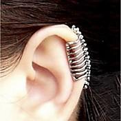Mujer Puños del oído Legierung Calavera Joyas Fiesta Diario Casual Joyería de disfraz
