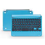 aleación de aluminio del teclado de Bluetooth para el Mini iPad 3 Mini iPad 2 iPad mini (colores surtidos)