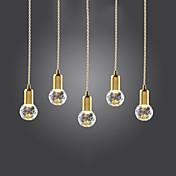 Mini Anheng Lys Nedlys - Mini Stil, LED, 110-120V / 220-240V Pære Inkludert / G9 / 5-10㎡