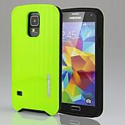 Para Funda Samsung Galaxy Antigolpes Funda Cubierta Trasera Funda Dibujo 3D Policarbonato Samsung S5