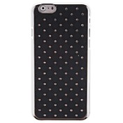 All Over the Sky Star Studded Design Hard Back Cover Case with Glue for iPhone 6 (Assorted Colors)