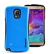 Para Samsung Galaxy Note Antigolpes Funda Cubierta Trasera Funda Armadura Policarbonato Samsung Note 4