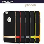 roca nueva manzana siguiente caso bastidor en silicona ultra-delgada cáscara iPhone6 abejorro más 5,5