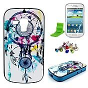 Etui Til Samsung Galaxy Støtsikker Mønster Bakdeksel Drømmefanger Hard TPU til Trend Duos