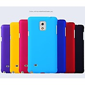 Para Samsung Galaxy Note Other Funda Cubierta Trasera Funda Un Color Policarbonato Samsung Note 4