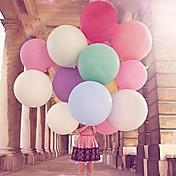 1 unids celebración de látex fiesta decoración globos 70 cm * 60 cm * 60 cm