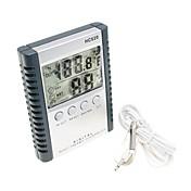 """2.5 """"LCD digital de humedad / higrómetro y termómetro (1 * aaa)"""