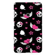 Angel or Devil Design Hard Case for Nokia N625
