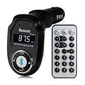 Cwxuan BT-303 V2.1 Bluetooth Coche Kit Manos libres del coche
