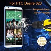 Protector de pantalla HTC para Vidrio Templado 1 pieza Alta definición (HD)