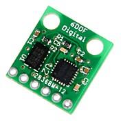 6 자유도 ADXL345 및 itg3205 디지털 콤보 보드를 geeetech