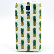 Funda Para Samsung Galaxy Funda Samsung Galaxy Diseños Funda Trasera Fruta TPU para S5
