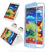 Para Samsung Galaxy Note Antipolvo Funda Cuerpo Entero Funda Un Color TPU Samsung Note 4