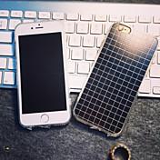 Funda Para Apple iPhone 6 iPhone 6 Plus Diseños Funda Trasera Diseño Geométrico Suave TPU para iPhone 6s Plus iPhone 6s iPhone 6 Plus