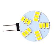 3W 350 lm G4 Luces LED de Doble Pin 15 leds SMD 5730 Blanco Cálido Blanco Fresco AC 12V