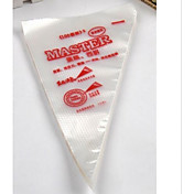 postre decoradores Bolsa de Decoración Cupcake Galleta Pastel El plastico Ecológica Alta calidad Vacaciones