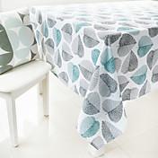 polyester Rektangulær Duge Mønstret Økovennlig Borddekorasjoner